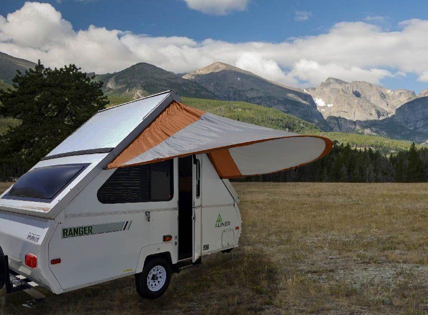 A-Frame Visor (Aliner/Chalet/Rockwood/Jayco) | Camping | Pinterest