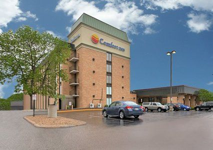 Bloomington Mn Hotels Comfort Inn Hotel Near Minneapolis Airport