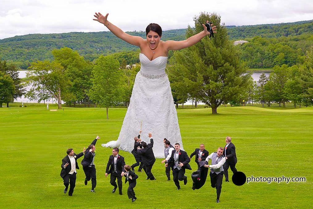 Weddings Gone Wrong Collection Photography, Wedding