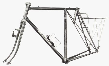 Touring Bicycle, How Flying Gate Hand Built Bikes Are Made. The ...