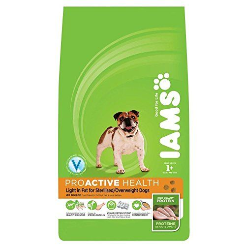 Iams Light Adult Dog Food Chicken 1kg Want Additional Info