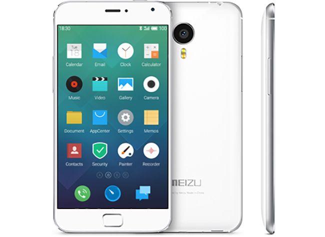 Mola Recopilación De Smartphones De Meizu Que Han Pasado Por