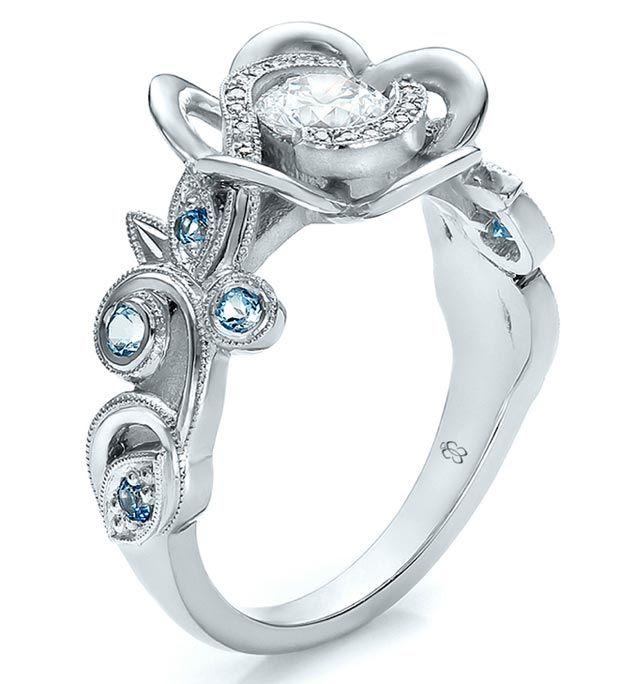 Custom Ring Designs by Joseph Jewelry on WedLoftcom Jewels