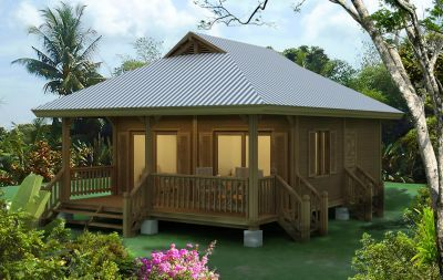 Tropical Style de vie , Maison en Kits - French Polynesia ...