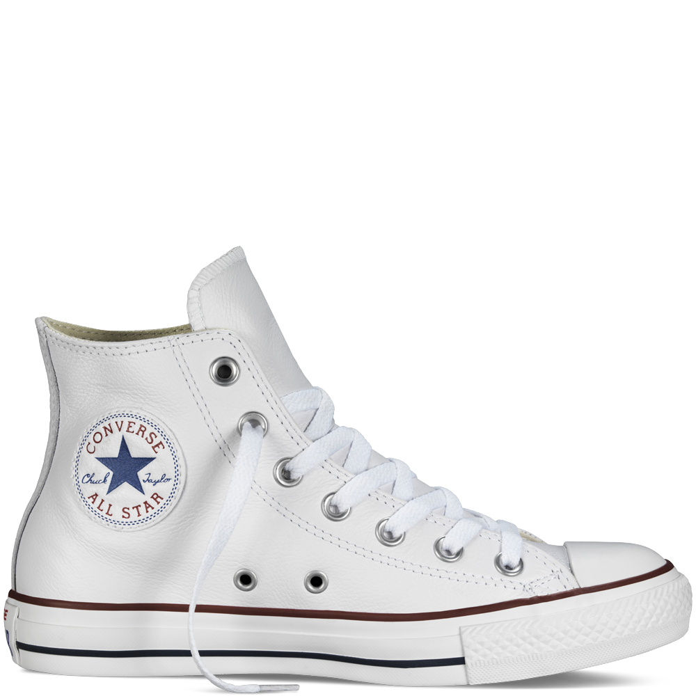 548622d823e57 Chuck Taylor All Star Leather white