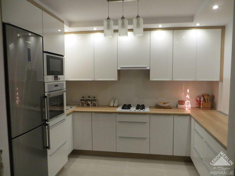 Moja Kuchnia I Biala I Praktyczna Kuchnia I Jadalnia Forum I Wasze Wnetrza Leroy Merlin Bohemian Kitchen Kitchen Room Design Closet Designs