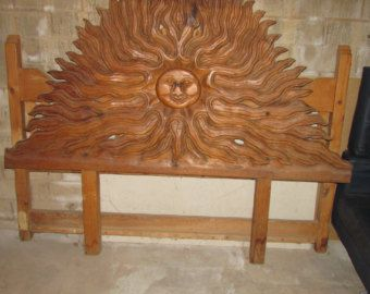 Hand Carved Headboards Google Search