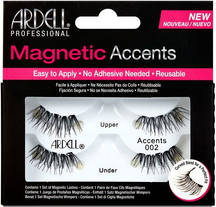 ed081b96ac0 So #Ardell introduced their version of #magnetic #lashes. If you have tried  them, comment whether you liked them! We heard that they are a hit-and-miss  and ...