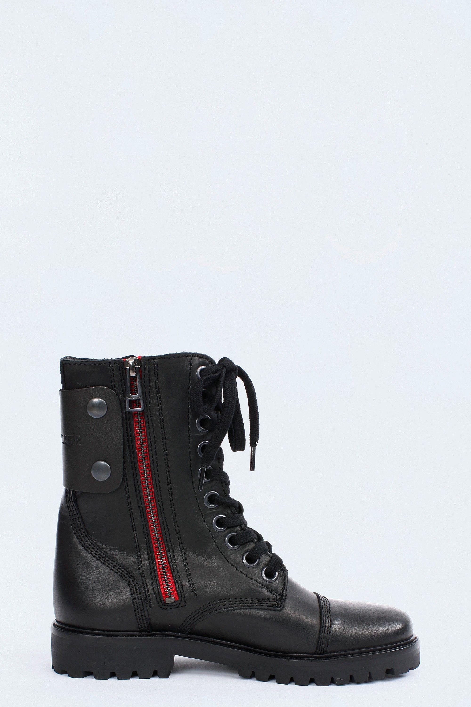 Joe Boots, black, Zadig   Voltaire Bottines Femme, Bottes, Chaussure, Noir f3ce85fcc85b