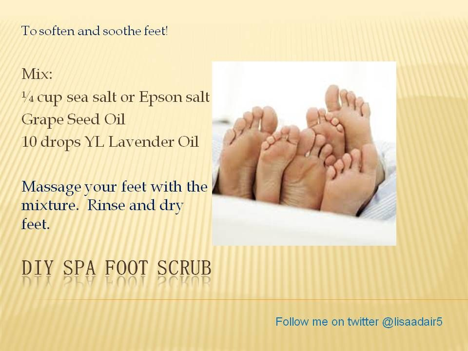 how to keep your feet clean and soft