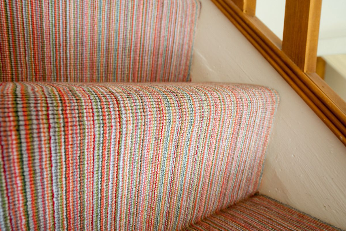 Image Result For Striped Stair Carpets