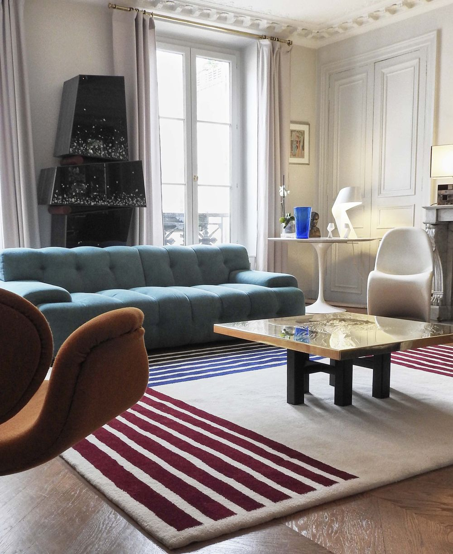 Atelier mendil the mix nel 2019 divani vintage for Appartamenti interni