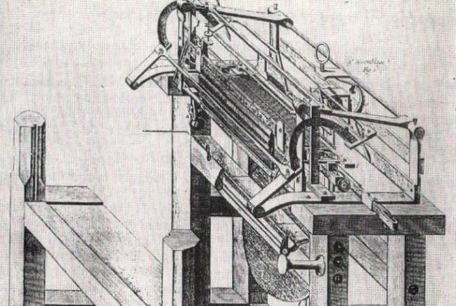 the life of william lee the inventor of the stocking frame