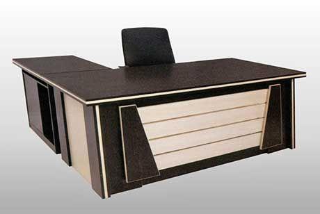 میز کارشناس کد P419 Office Counter Design Office Table Design Modern Office Furniture Desk