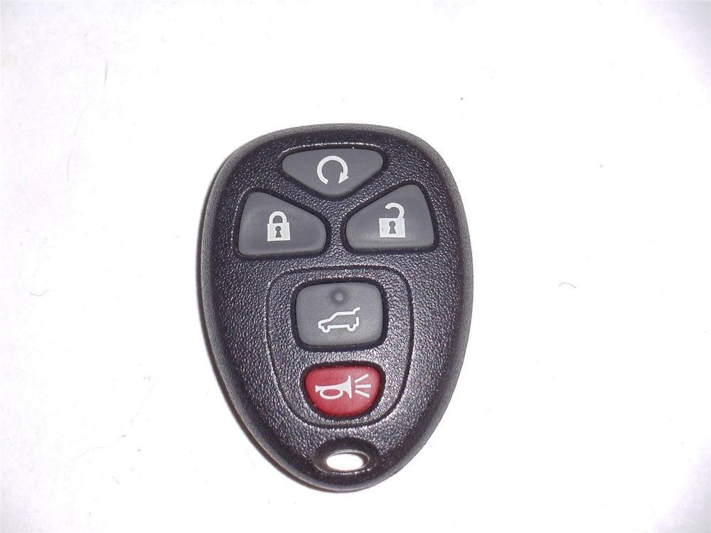 GM Keyless Entry Remote Fob Transmitter 5 Button 15913415
