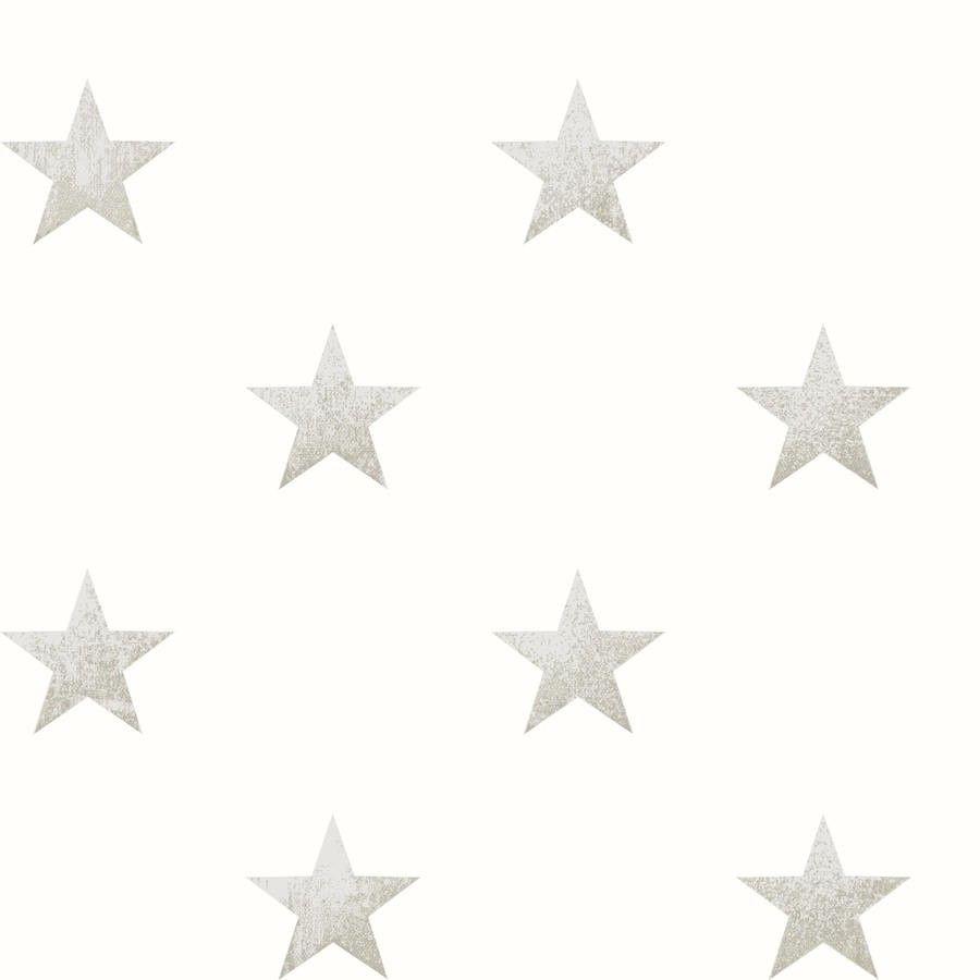 Papel pintado estrellas piedra de bebe coordonn papel for Papel pintado estrellas