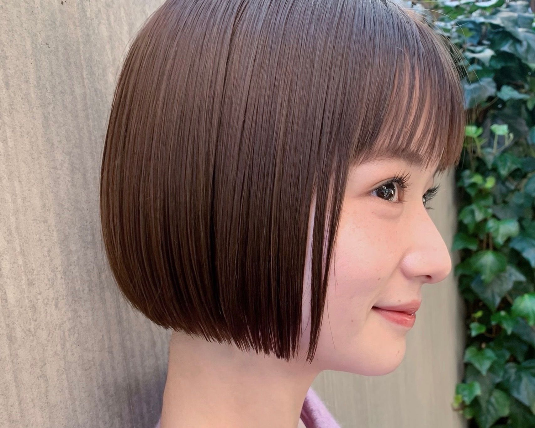 誰でも小顔見えが叶いやすい!? 美容師が注目する「おしゃれミニボブ」3選 | GATTA(ガッタ)