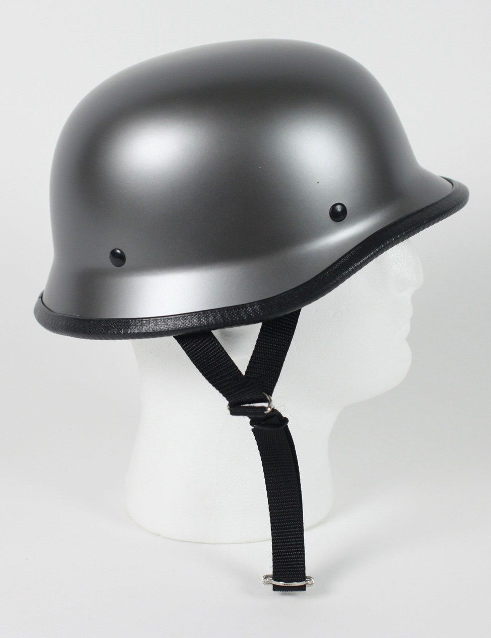 4 STYLES TO CHOOSE-ALL SIZES Automotive Apparel & Merchandise Flat Black 3D Novelty Helmets by Daytona