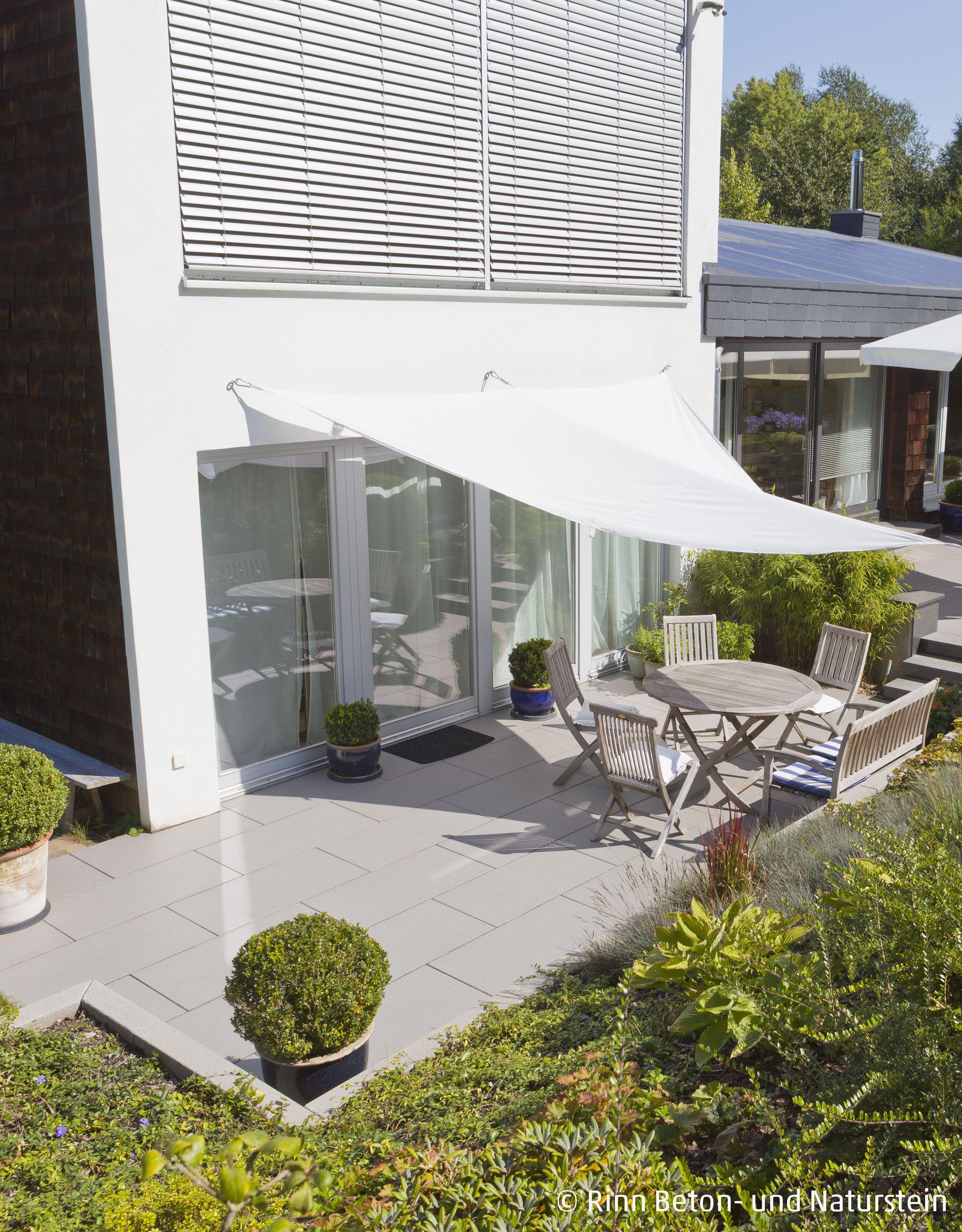 sonnensegel sichtschutz terrasse. Black Bedroom Furniture Sets. Home Design Ideas