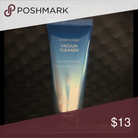 Dr Brandt Pores No More Vacuum Cleaner Mask Clear Clogged Pores Clean Pores Pore