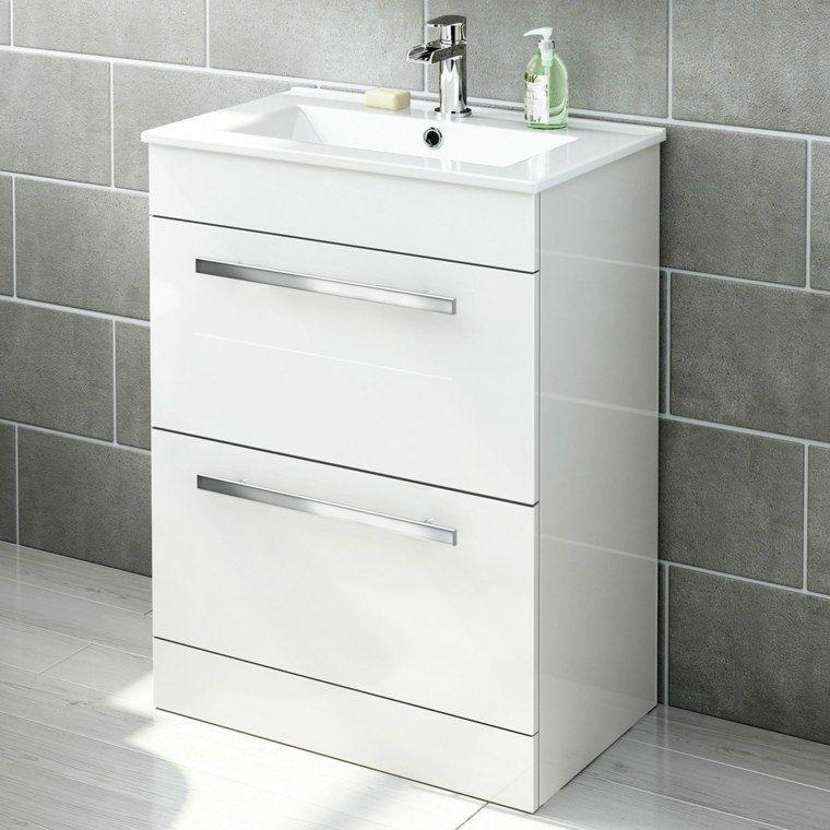 Shallow Bathroom Furniture Sensible