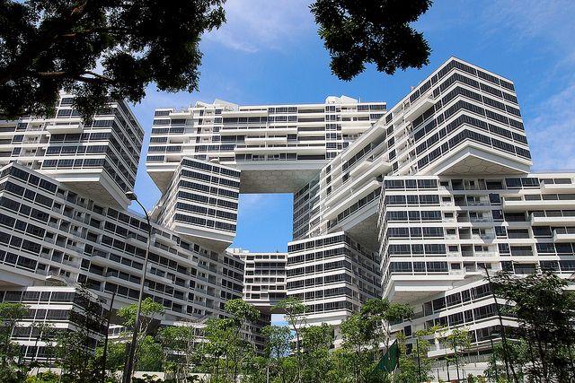 Singapore Sightseeing The Interlace Singapore Architecture Building Architecture Building