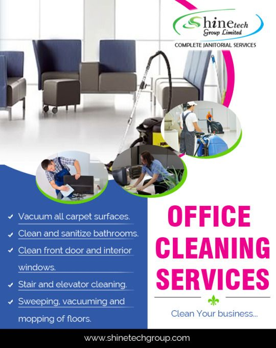 Take The Right Decision To Choose Best Office Cleaning Services Toronto