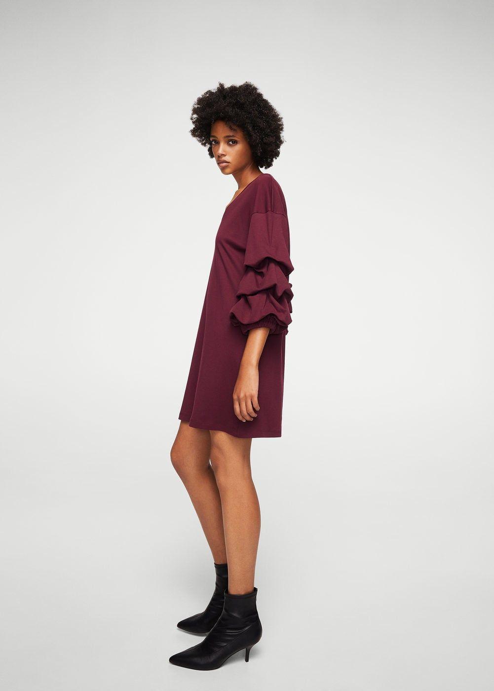 designer fashion 24d43 a82fa Abito maniche a palloncino - Donna | Cose da comprare ...