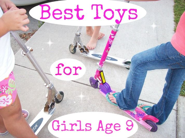 10 Best Gifts And Toys For Nine Year Girls: Best Gifts And Toys For 9 Year Old Girls