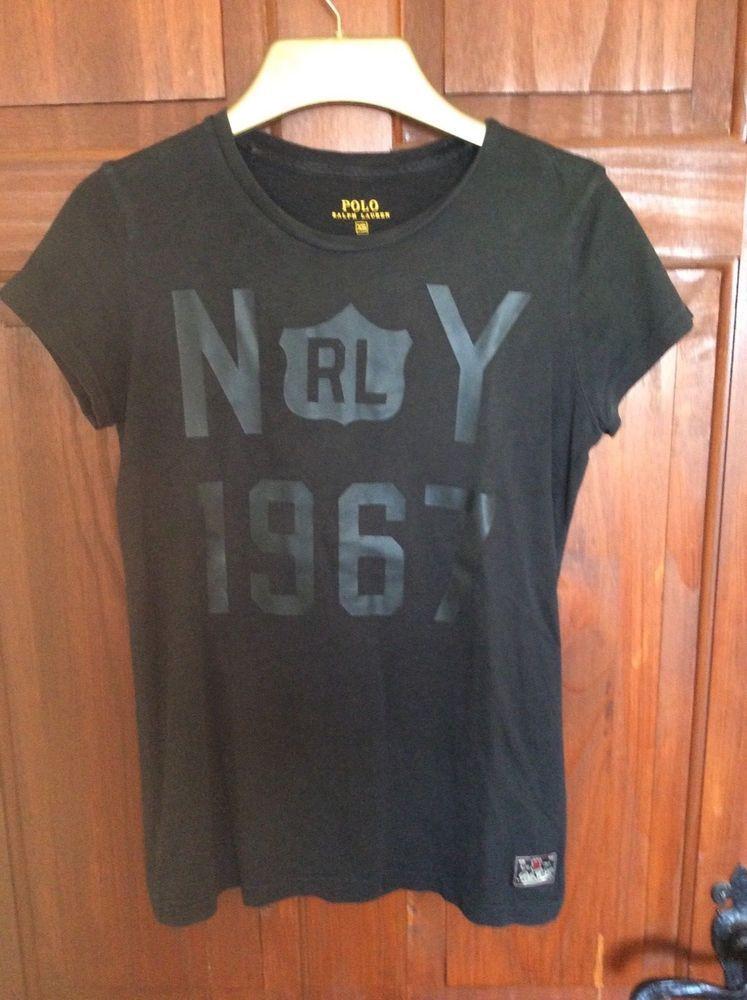 Polo Ralph Lauren T Shirt Excellent Condition Size XS unisex  fashion   clothing  shoes  accessories  womensclothing  tops (ebay link) 0d05ff0de8e9d