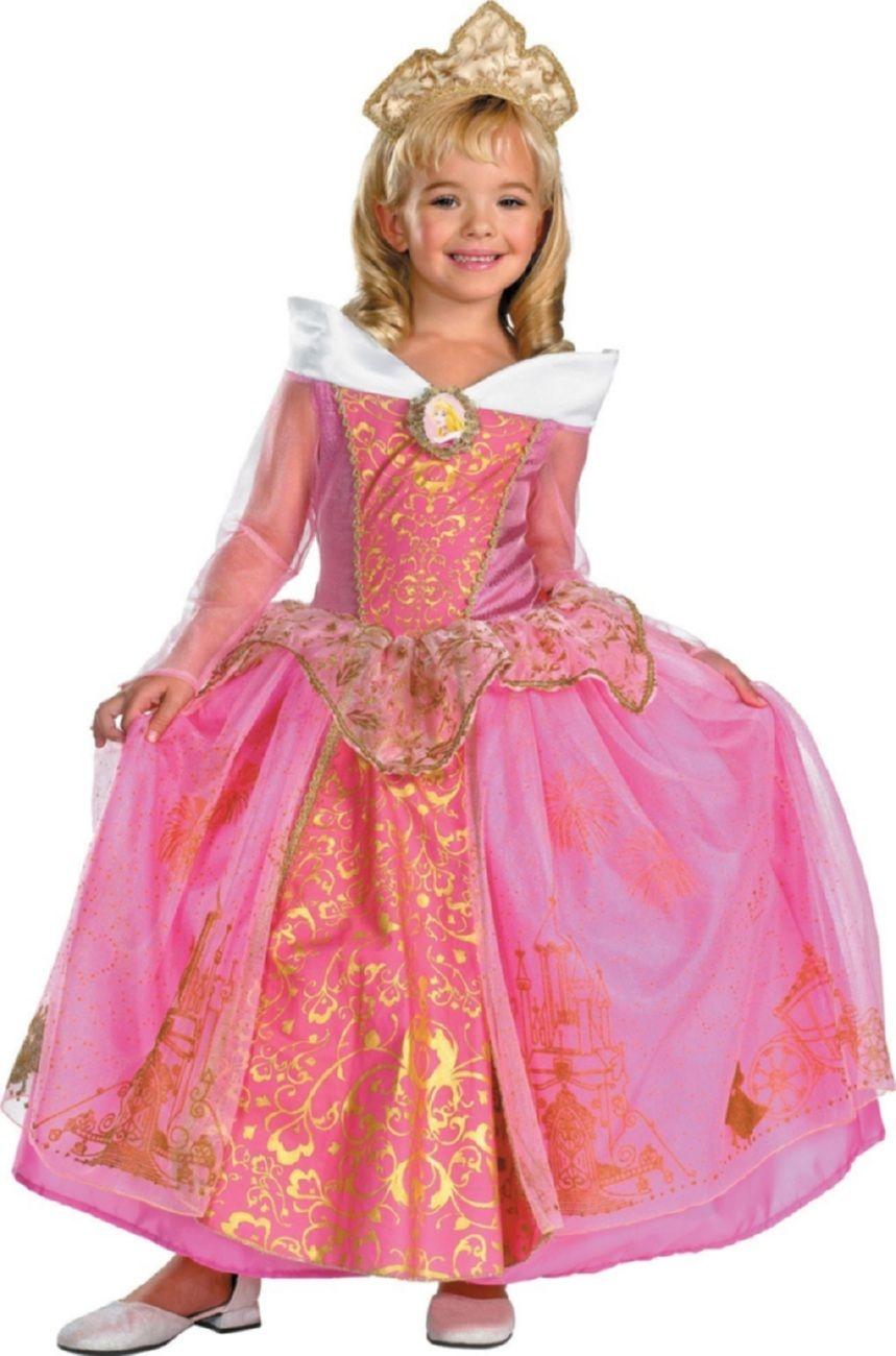 Kids Aurora Costume | Disney Character Costumes | Pinterest