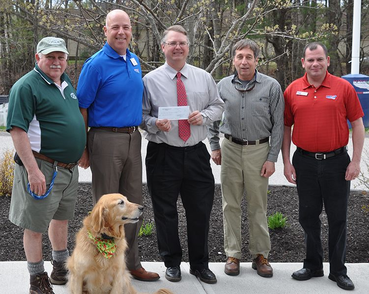 Patriot Subaru celebrated Earth Day, April 22, 2014 with a