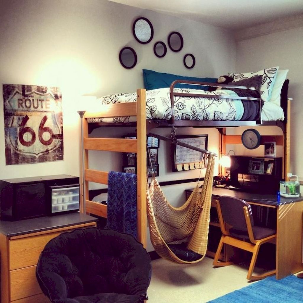 85 Affordable Dorm Room Decorating Ideas images