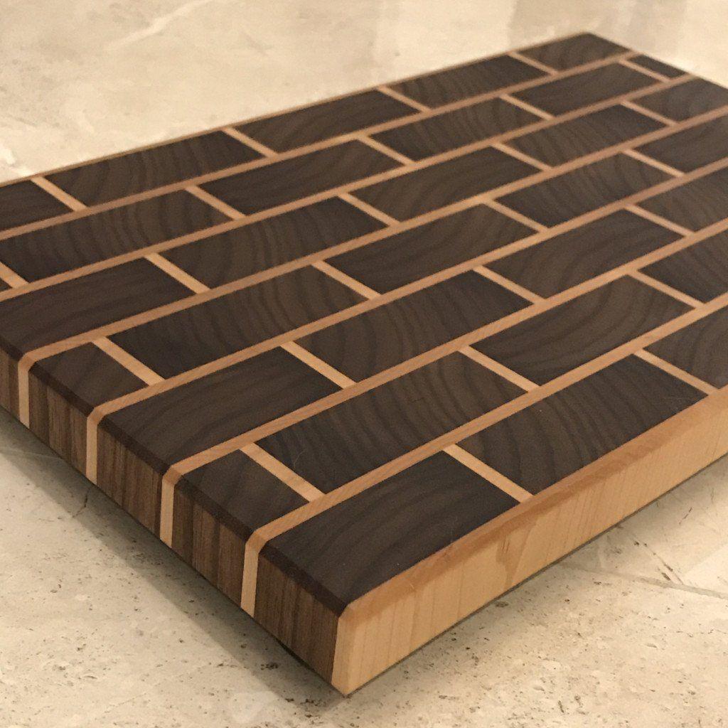 Brickboard Butcher Block Woodworking Woodworking Projects Wood