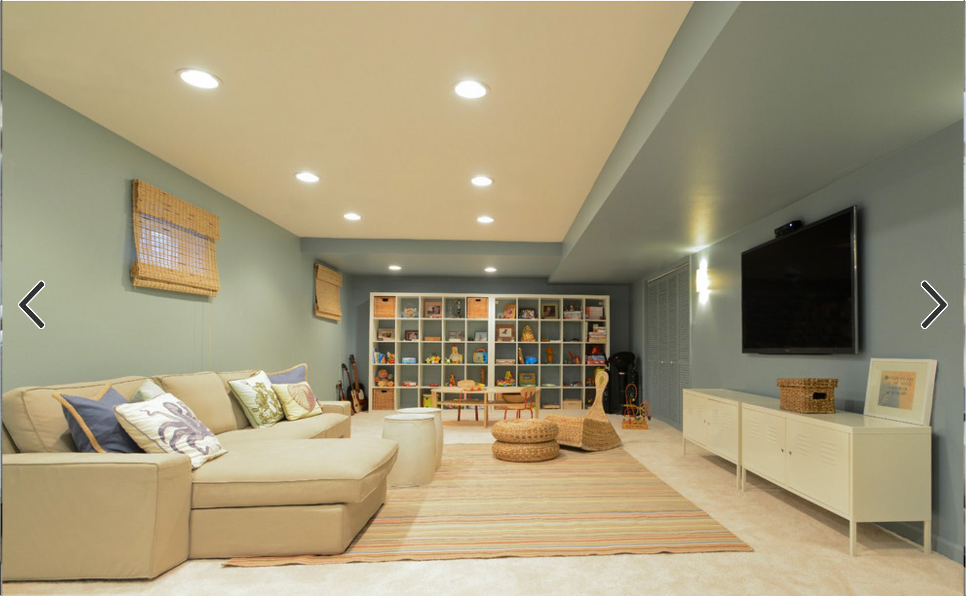 Unusual Basement Wall Colors Photos - The Wall Art Decorations ...