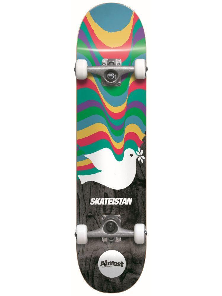 Almost Complete Skateboards