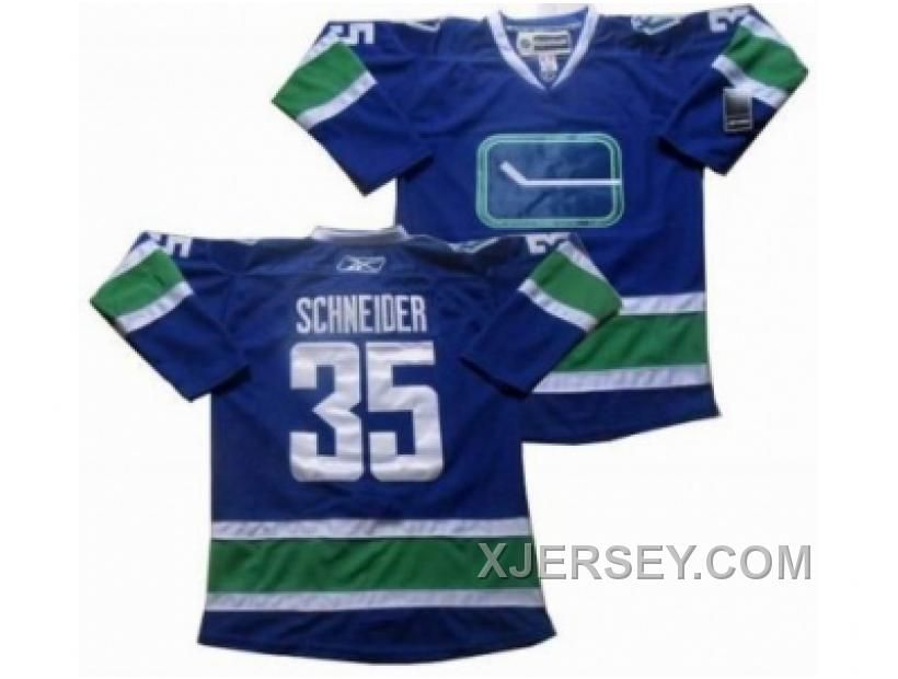 http://www.xjersey.com/nhl-vancouver-canucks-35-schneider-blue-3rd-new.html NHL VANCOUVER CANUCKS #35 SCHNEIDER BLUE 3RD NEW Only $50.00 , Free Shipping!
