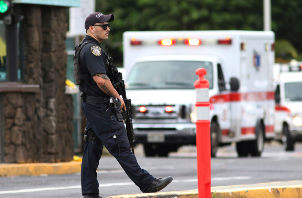 Two Victims Dead After Shooting At Pearl Harbor Military Base Military Base Pearl Harbor Navy