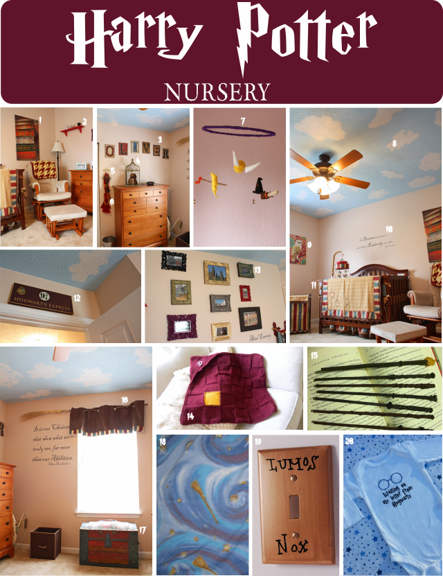 Harry Potter Nursery » Random Tuesdays