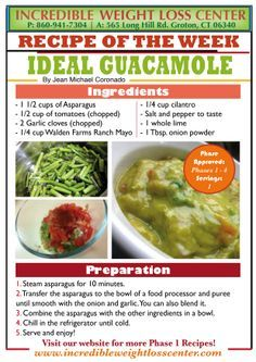 Phase 1 Approved Guacamole! Mockamole, it is delicious, filling, refreshing and if you have it with your Ideal Protein chips, it counts as your 2 cups of vegetables + protein. #idealproteinrecipesphase1dinner