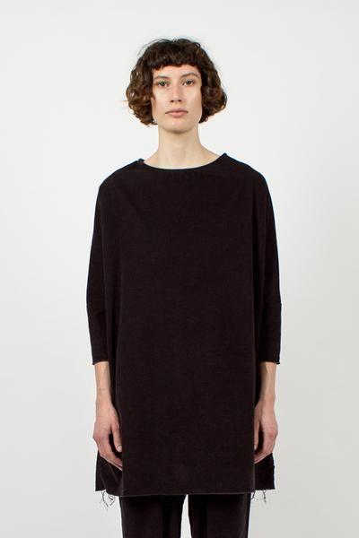 Black Painter Dress