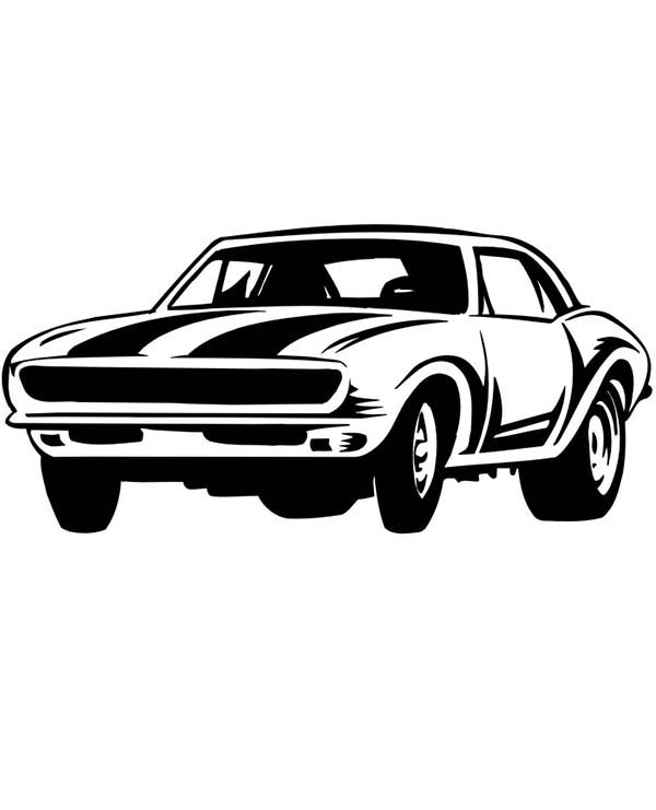 Fast And Furious Camaro Cars Coloring Pages Best Place To Color In 2020 Cars Coloring Pages Fast And Furious Camaro Car