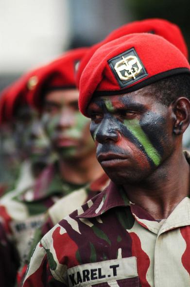 Wow... Inilah Video Latihan TNI Yang Dianggap Melanggar