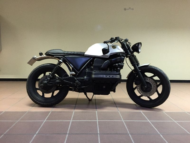 Fabulous BMW K 100 CAFE RACER | CAFE RACERS | Pinterest | BMW and Cafes ZZ68