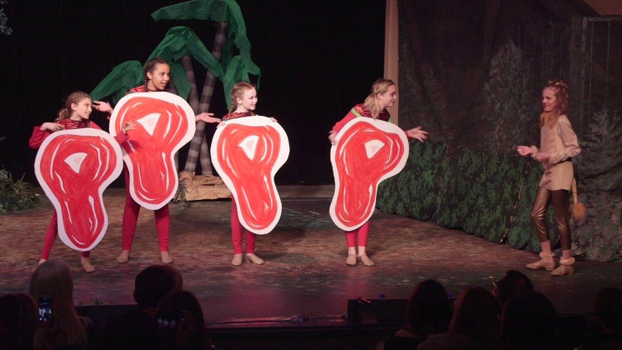 Image Result For Madagascar Jr Steak Song Madagascar Madagascar Movie Kids Theater