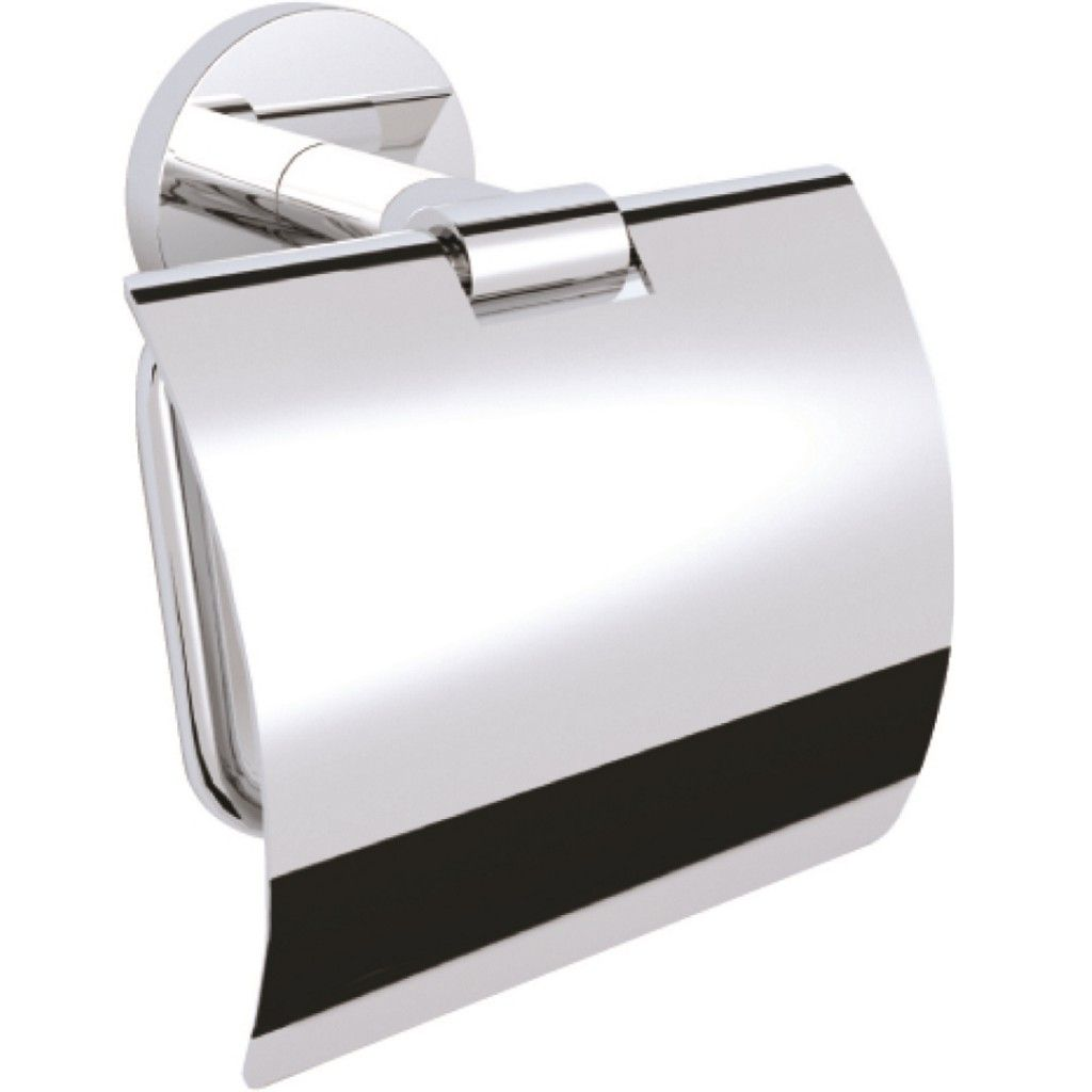Jaquar Continental Toilet Paper Holder With Cover ACN-CHR-1153N ...