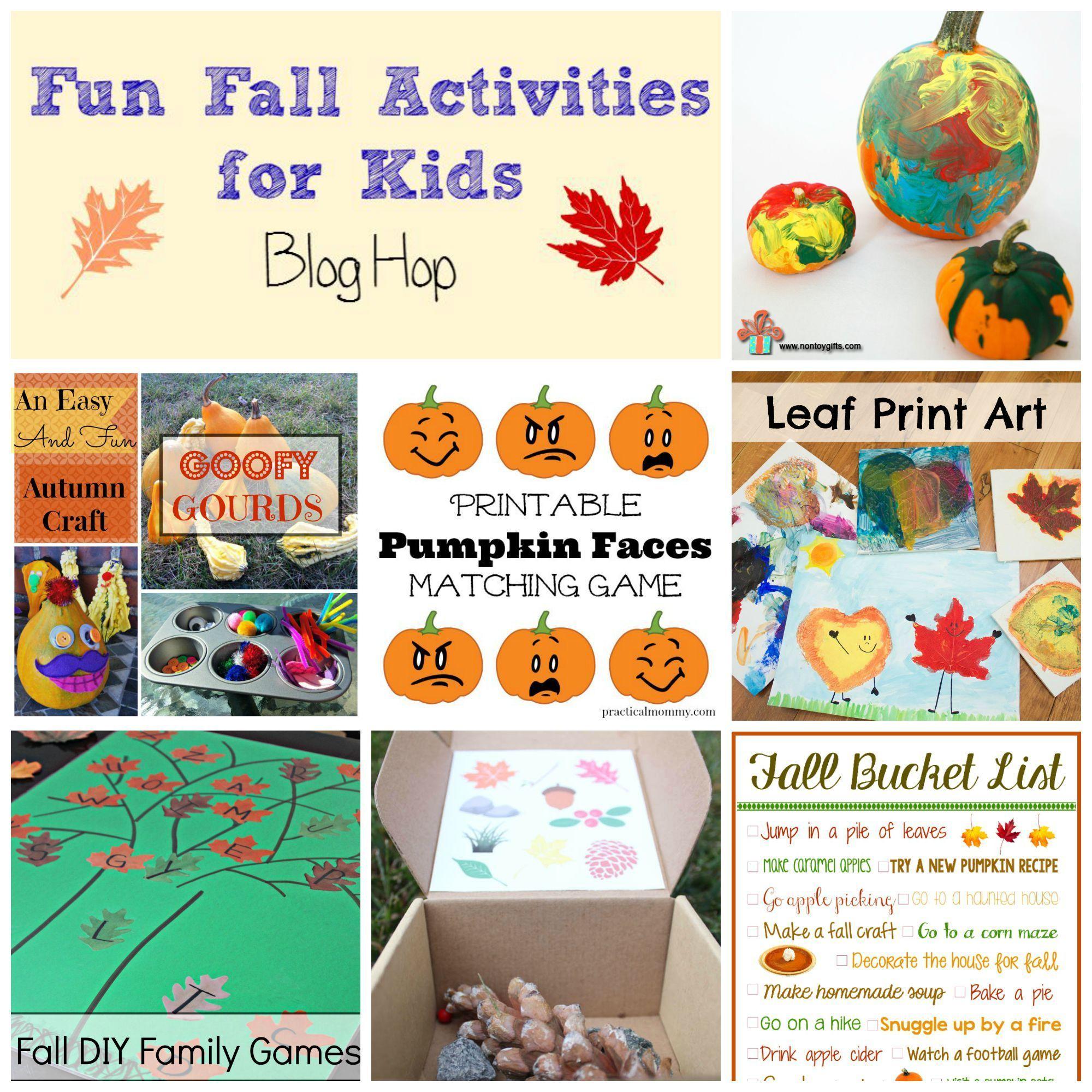 Printable Pumpkin Faces Matching Game Amp Other Fun Fall