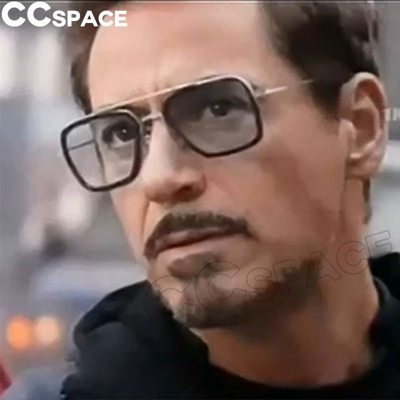 2018 Endgame IRON MAN Sunglasses Matsuda TONY Steampunk Sun Glasses Men  Women New Retro Shades UV400 Brand Glasses Oculos Review 0541f523b3