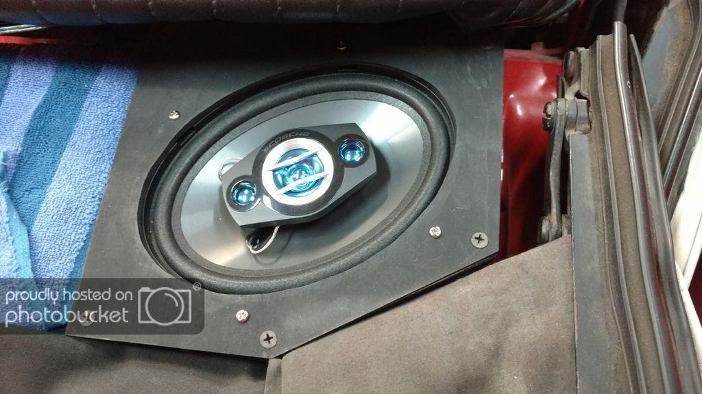 C4 Complete Audio Install Write Up Hu Amp Speakers Subs Corvetteforum Chevrolet Corvette Forum In 2020 Car Audio Installation Chevrolet Corvette Installation