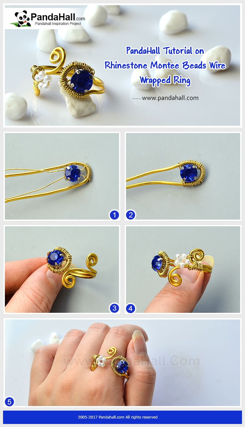 Enchanting Wire Wrapped Ring Tutorial Component - Wiring Schematics ...